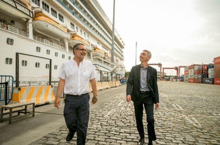 """Meoni: """"El Puerto de Buenos Aires necesita un rediseño para el turismo de cruceros"""""""
